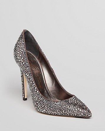 Cinderella-Glitzer-Schuh