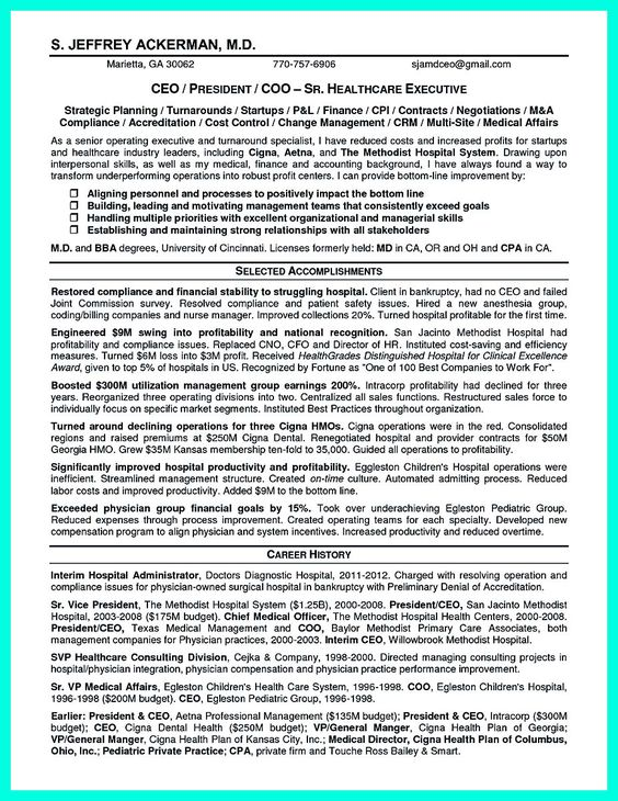 awesome Inspiring Case Manager Resume to Be Successful in Gaining - business banker resume