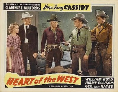 Heart of the West - Howard Bretherton - 1936: