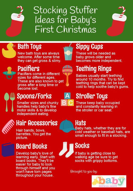 Toys For 7 Months And Up : Stocking stuffer ideas for babies up to months old
