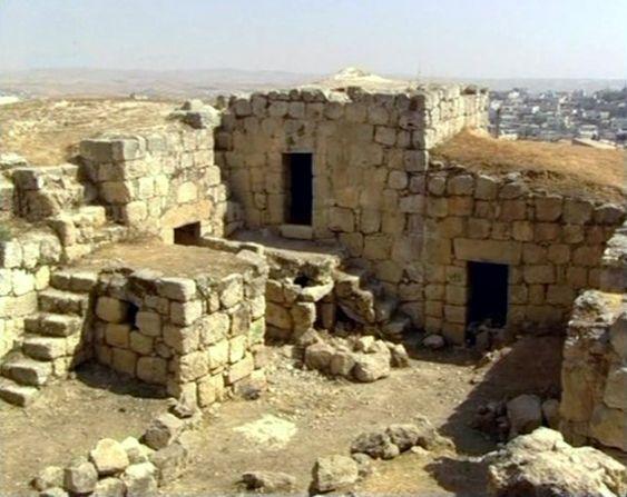 Antico villaggio abbandonato a 45 km da Betlemme