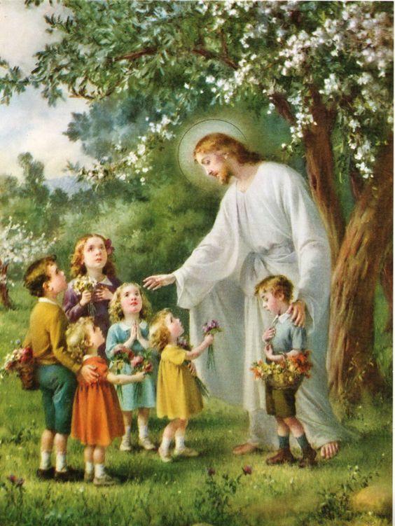 ΟΙ ΑΓΓΕΛΟΙ ΤΟΥ ΦΩΤΟΣ: Ο Θεός, η παγκόσμια Μάνα!