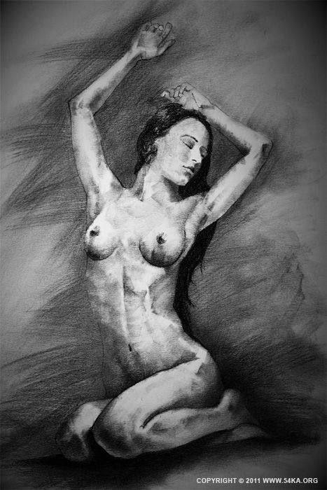 Does not erotic figure drawing not pay