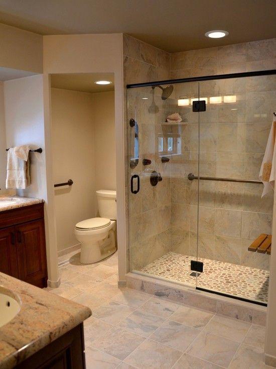 Modern Spaces Universal Design Design Pictures Remodel Decor And Ideas Bathroom Design Inspiration Bathroom Remodel Master Small Bathroom Remodel Designs