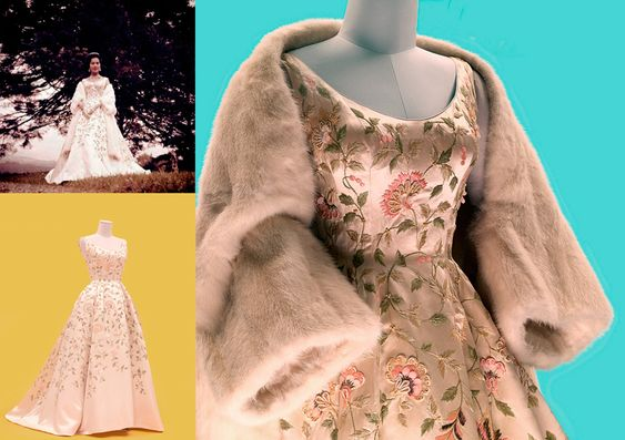 Fit For a Queen: Her Majesty Queen Sirikit's Creations by Balmain