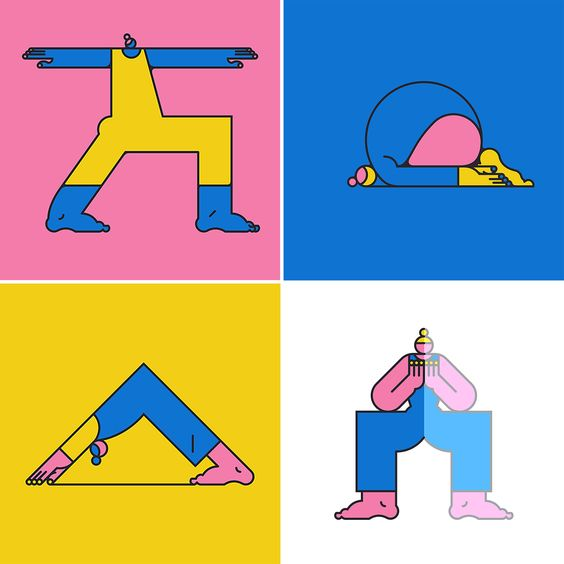 Thomas Hedger's bold illustrations are simple, beautiful and fun - Digital Arts