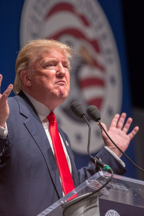Donald Trump Says He May Surprise You In The Very Near Future