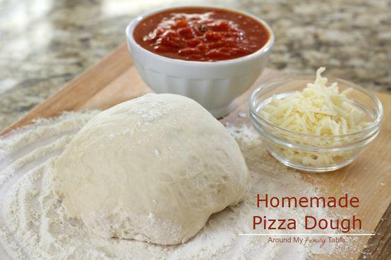 Homemade Pizza Dough | Recipe | Gravy, Homemade and Pizza