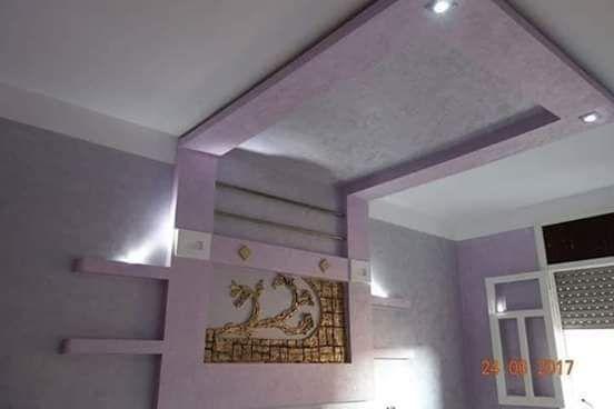 ديكورات جبس غرف نوم الأطفال Decor Home Decor Furniture
