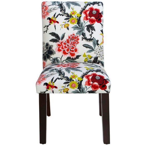 Dunhill Side Chair ❤ liked on Polyvore featuring home, furniture, chairs, dining chairs and dunhill