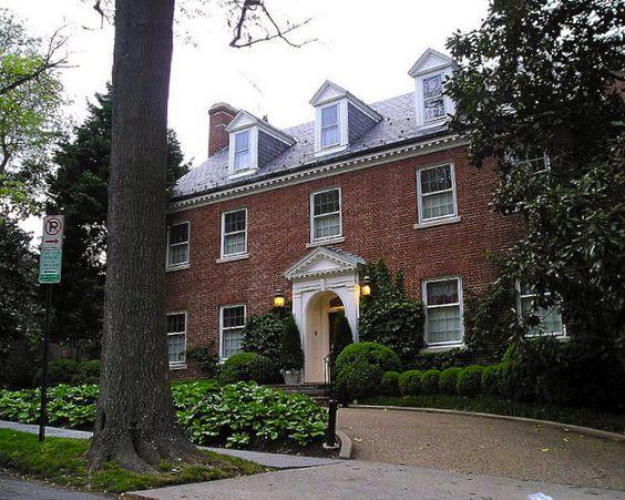 hillary clinton house mansions secretary house us states clinton n jie