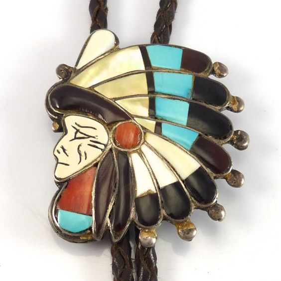 Chief Bola Tie