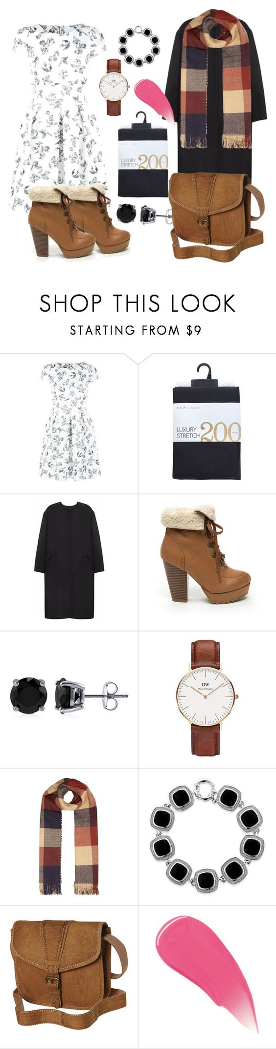 """Ootd#14"" by luludedid on Polyvore featuring Closet, Non, BERRICLE, Daniel Wellington, Belk & Co., Billabong and Burberry"