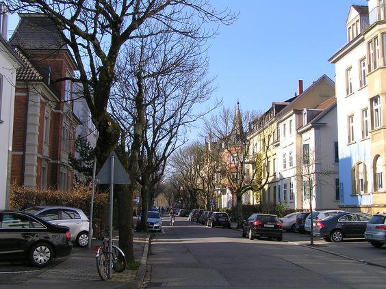 Straßenbild