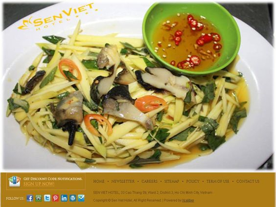 It is one kind of Snail Salad. Let enjoy today!!!!!****>