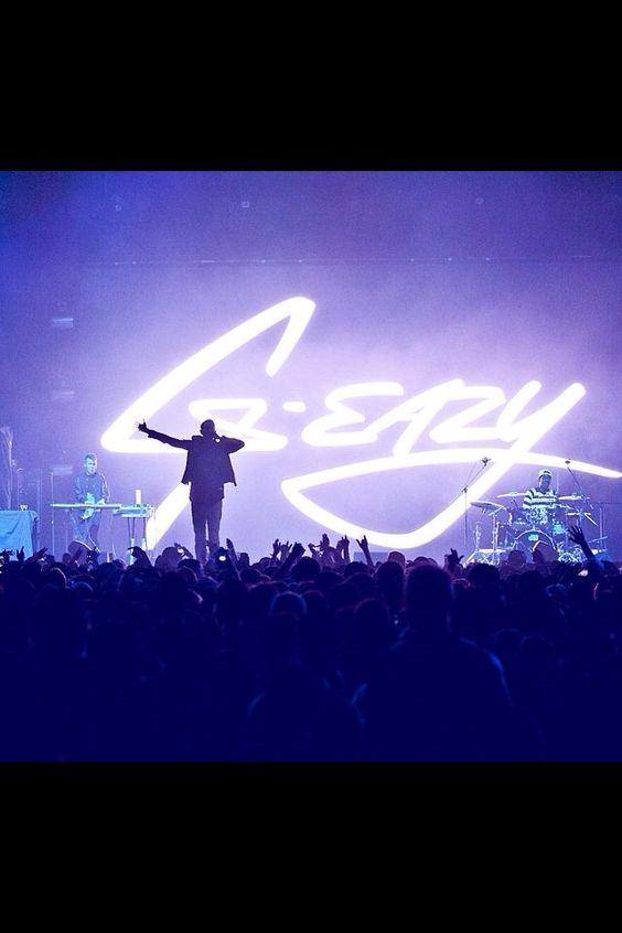 G-Eazy Logo: