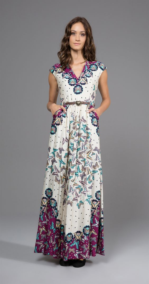 Vestido Panapaná | Lookbook | Antix Store.    Simplesmente lindo!!!: