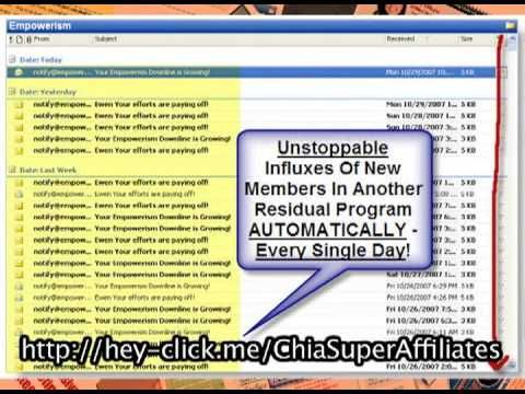 Free Affilate List Building software