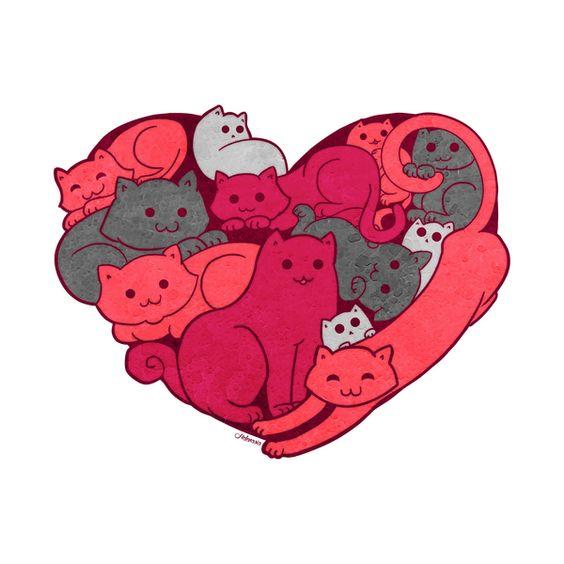 Purrfect Love - NeatoShop