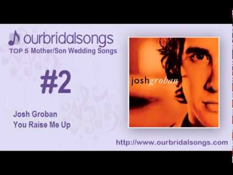 Mother Son Wedding Songs Mother Son And Wedding Songs On Pinterest