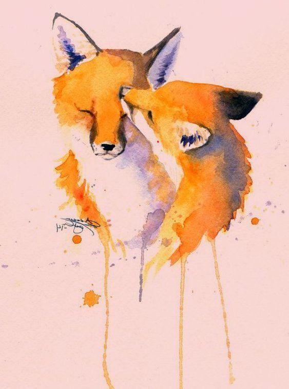 Pin Auf Fox