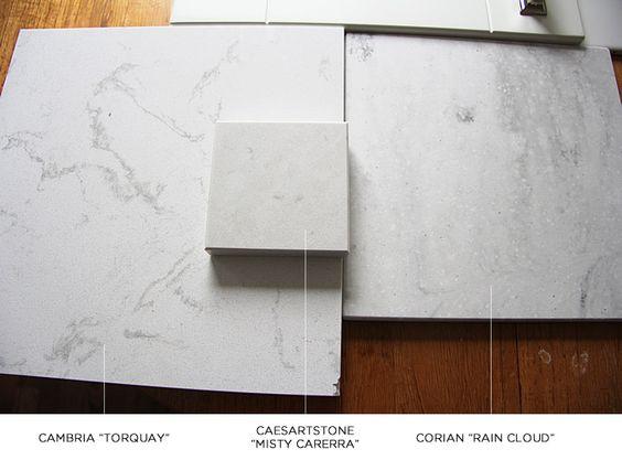 good alternative to carrera marble