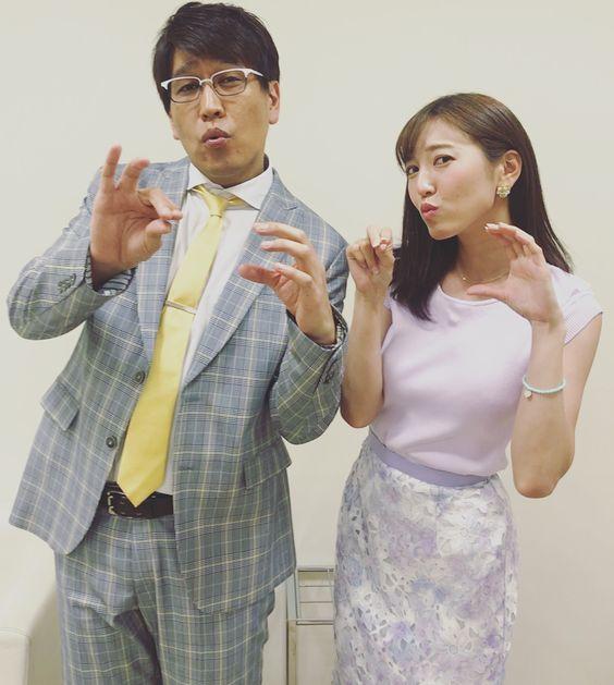 小澤陽子と古坂大魔王