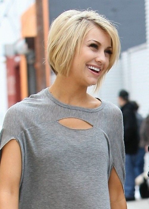 Love the cut but I don't think I could go that short
