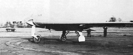 Horten Ho IX / Horten Ho 229 Jet-Powered Flying Wing.