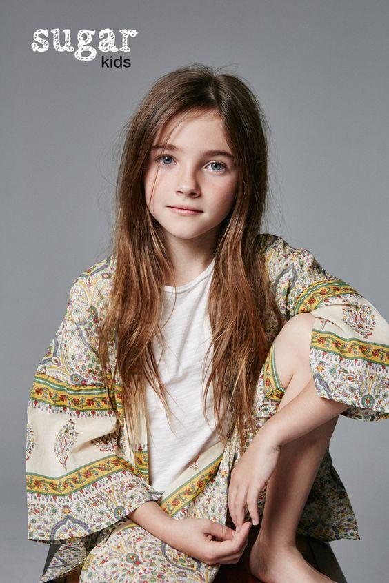 Aroa de Sugar Kids para Zara
