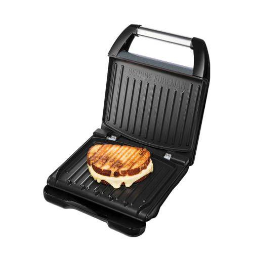 Sandwichmaker Sandwichtoaster Kontaktgrill 750W Antihaftbeschichtung Toast