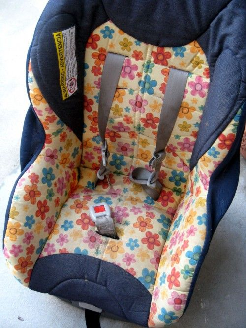 how to clean diarrhea from car seat