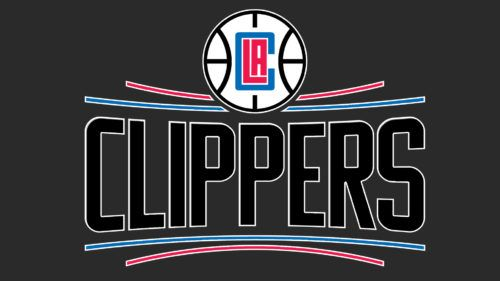 The Logotype Adopted In Los Angeles Clippers Los Angeles Clippers