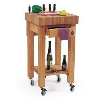I love this practical little trolley £509.99 http://www.bestbutchersblock.com/marlborough-kitchen-trolley.cfm #butchers block #butchers block trolley #kitchen trolley