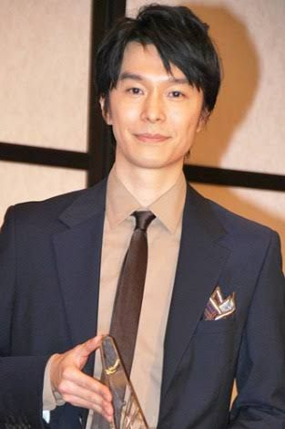前髪の短い長谷川博己