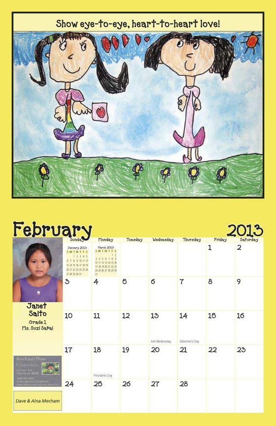 Calendar Drawing Contest : Pinterest the world s catalog of ideas
