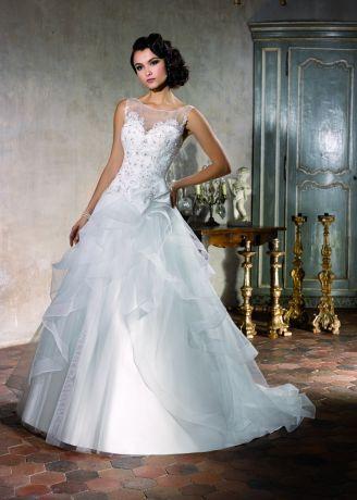 robe de marie morelle mariage lille vente en ligne robe de marie miss kelly mk161 - Morelle Mariage