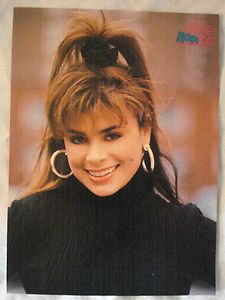 Paula Abdul 80s Fashion
