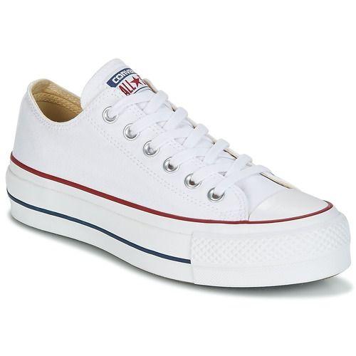 Converse Chuck Taylor All Star Lift Clean Ox Core Canvas Converse Schuhe Damen Schuhe Damen Sneaker Schuhe Damen