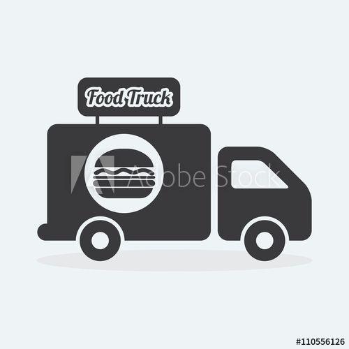 Food Delivery Van Cartoon Google Search Food Delivery Toy Car