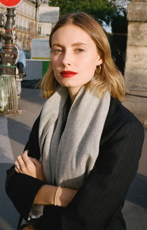At some point I would like to tame red lipstick #parisianstyle At some point I would like to tame red lipstick. - - #Uncategorized