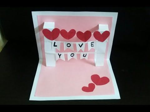 How To Make Card For Boyfriend Love Card Valentine S Day Card Card Making Ideas Happy Birthday Cards Printable Valentines Gift Card Valentines Cards