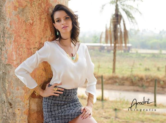 Cliente - Maria Rita Junqueira Semi jóias Modelo - Paula Koester da YOU MODELS - Agência de Modelos Produção - Vanessa Maria Silveira Foto - André Simões