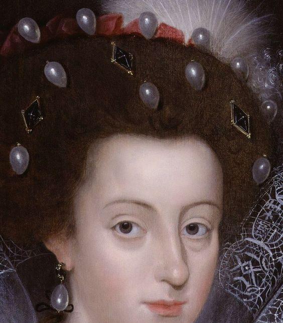Elizabeth Stuart, Queen of Bohemia, 1613: