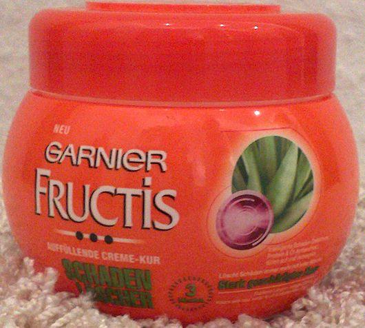 Garnier Fructis Schaden Löscher Auffüllende Creme-Kur 300ml 2,-