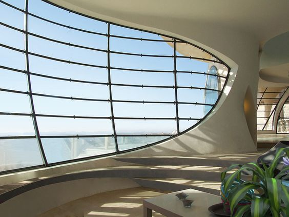 free-shaped home   futuristic architecture of israel   new trend eco-friendly house   zen architecture  bio-house   organic architecture  ferrocement concrete shells   voile de beton  zero-emission solar powered hydrogen fuel-cell   pv-cells   biomorphic curve How To Get Free Electricity Go Green Thank Me Later   http://hbb6.com/Green4: