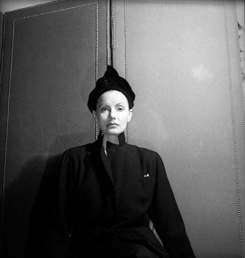 Greta Garbo by Cecil Beaton.