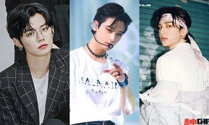 4th Generation Kpop Male Idols Possessing Visuals Suitable For Action Movies Action Movies Kids Stage Cold Face