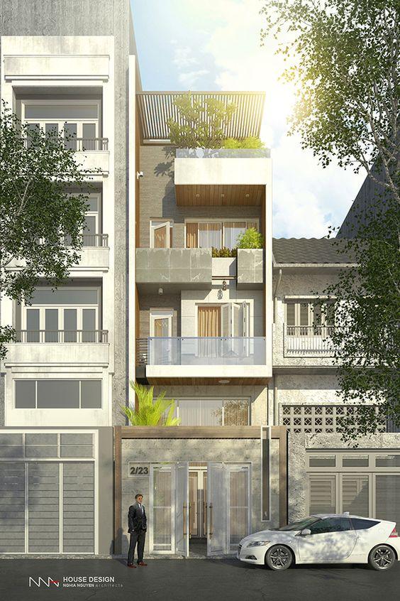 mr lu n 39 s house full design on behance t ng m t