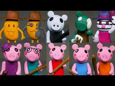 Making Roblox Look Cool With Custom Themes Youtube Making All Roblox Piggy Characters Part 1 Polymer Clay Tutorial Youtube In 2020 Polymer Clay Tutorial Piggy Clay Tutorials